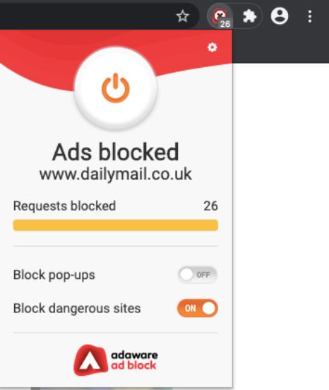 Adaware AdBlocker