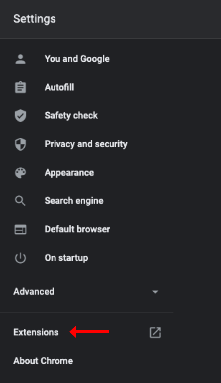 firefox settings